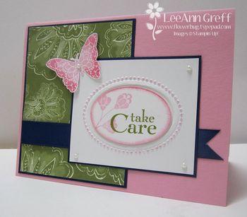 August 11 pink green sas card