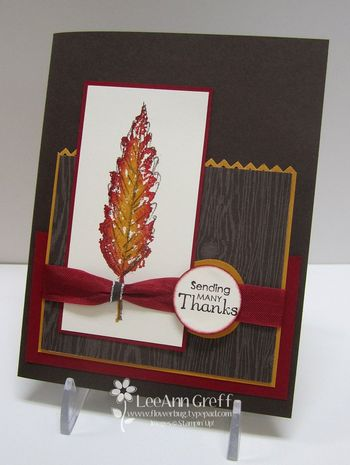 CF August Holiday mini blog hop Gently falling