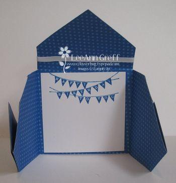 Sept origami open
