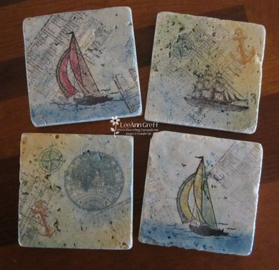 Sailing tiles