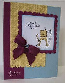 June 11 club card kitty