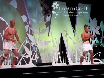 Fiji dancers
