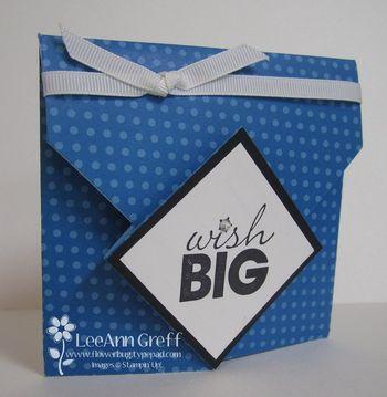Sept origami wish big