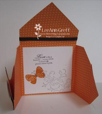 Sept origami pumpkin