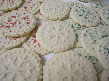 Stamped cookies 1
