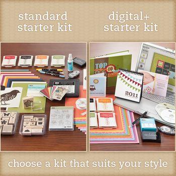 Starter kit 2012