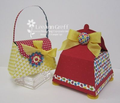 Petite purse boxes