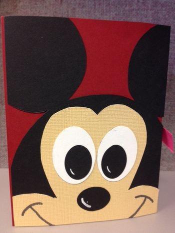 Mickie mouse Melanni