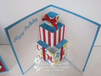 May birthday pop up inside