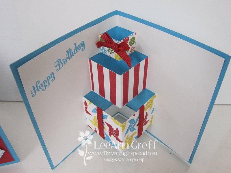 Incredible Fun Pop Up Birthday Card Tutorial Flowerbugs Inkspot Funny Birthday Cards Online Fluifree Goldxyz