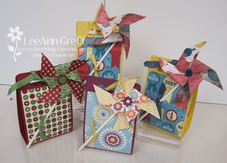 Becky R candy boxes