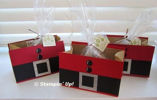 Kari's Santa boxes