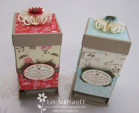 Tea Caddy Tutorial - Flowerbug's Inkspot
