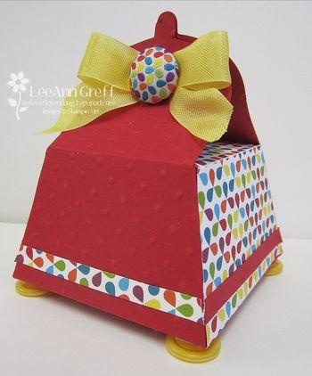 Petite purse square box