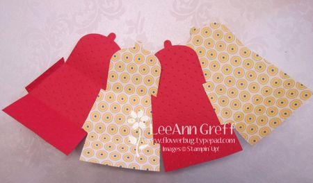 Petite purse square box pieces