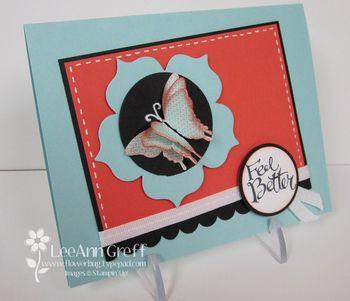Papillion 3d butterfly