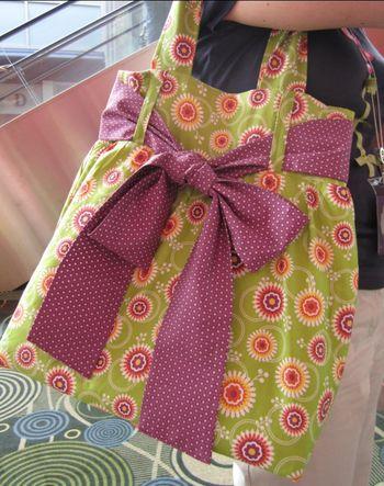 Floral distric bag