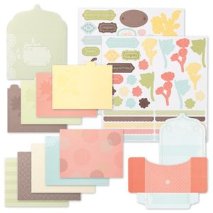 Create & Keep cards kit