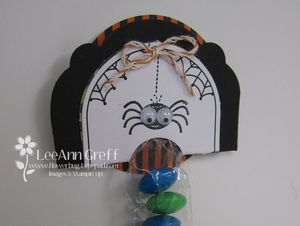 July freaks halloween candy treat