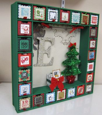 Melannis advent box side