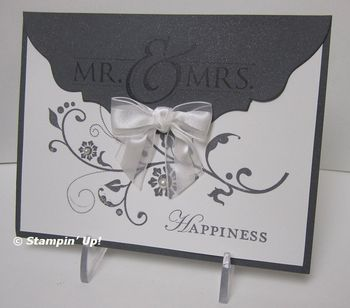 Susies wedding card