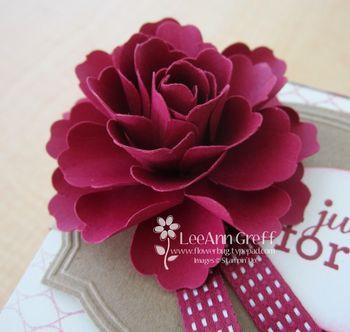 March blog flower