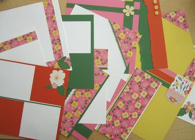 Flower Fair pages
