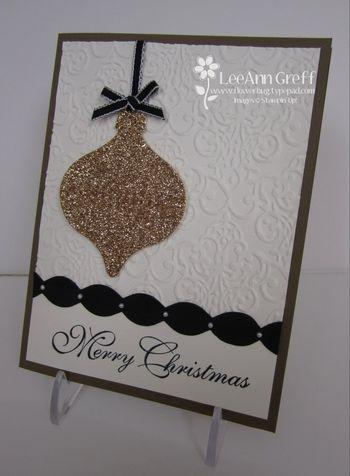 Glimmer ornament