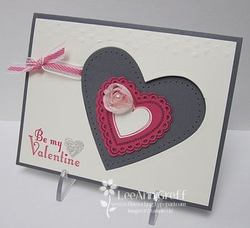 Jan Valentine card