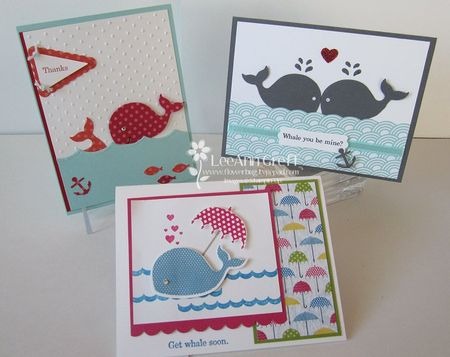 Oh, Whale cards