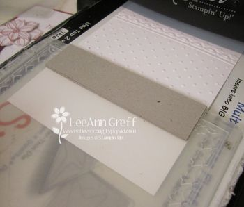 March multi embossing 6