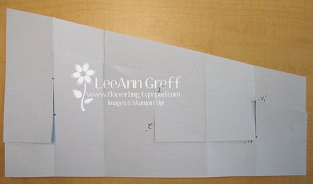 Cascading card insertion