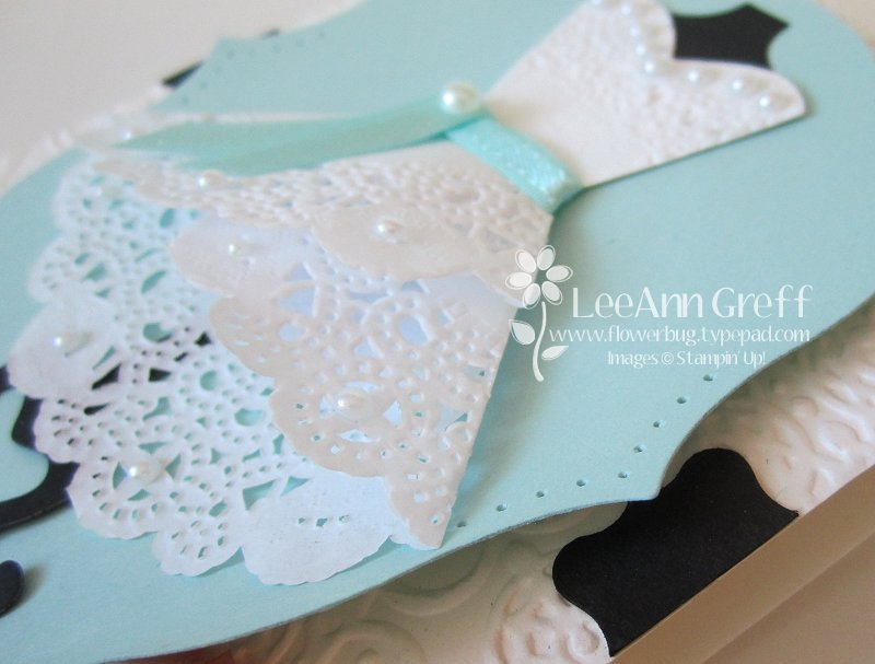 Doily Wedding Dress Tutorial Flowerbugs Inkspot