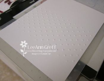 March multi embossing 2