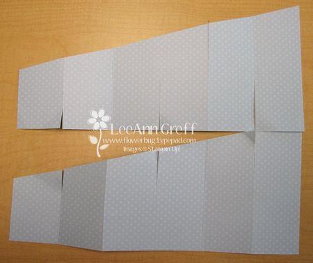 Cascading card apart