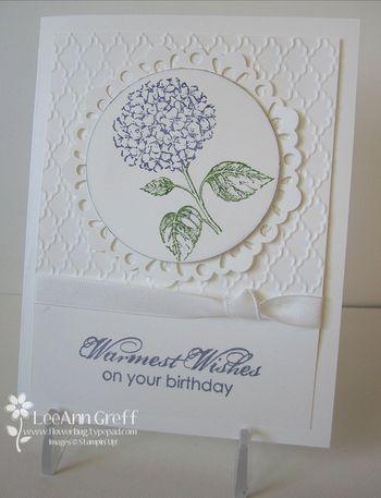 Best of Flowers hydranga wisteria