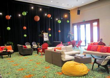Hospitality room