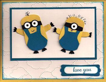 Candy's minion card