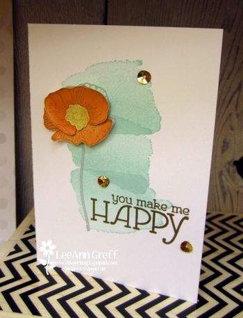 Founder's happy card