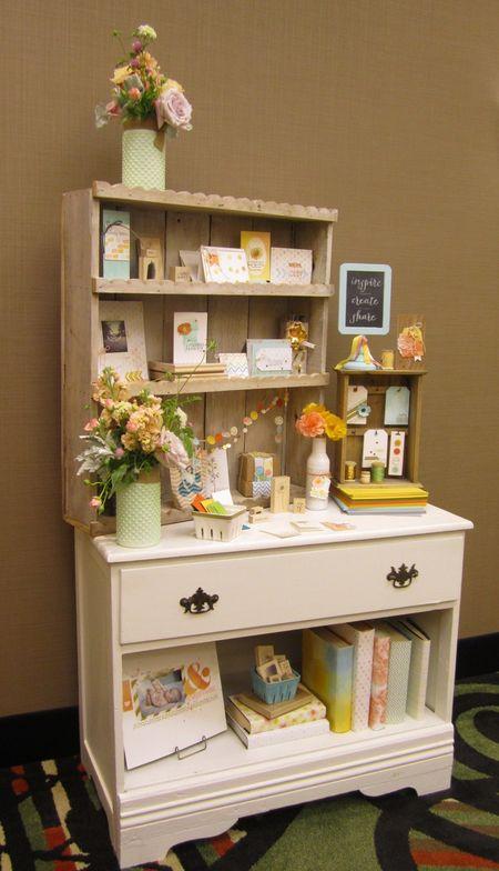Founder's display shelf