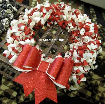 Founder's Glimmer wreath