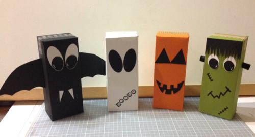Melanni's juice boxes