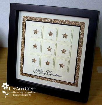 Star glimmer frame
