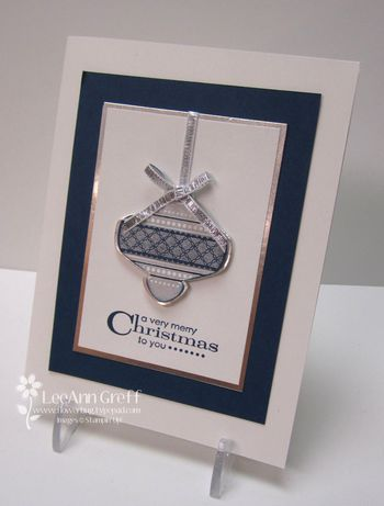 Christmas collectables silver foil