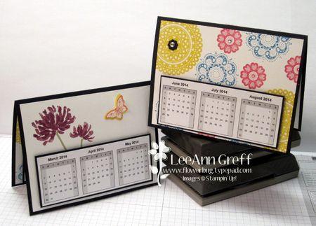 Dec calendar club cards