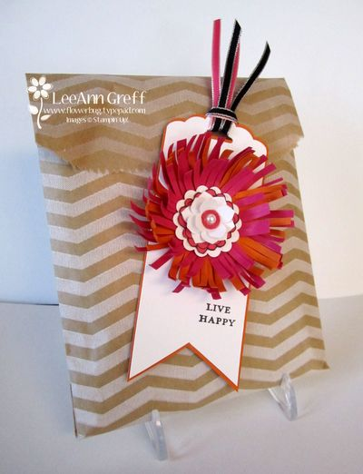 Spider Mum bag of cards