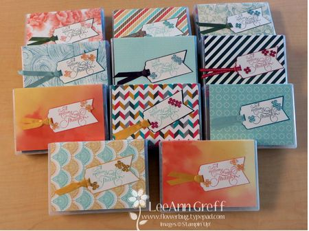 Hostess gift boxes