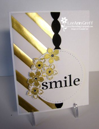 Go for the Gold Smile