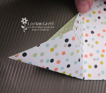 Envelope card step 5