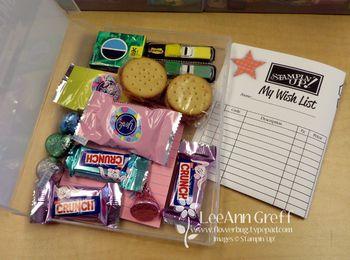 Catalog premiere gift box